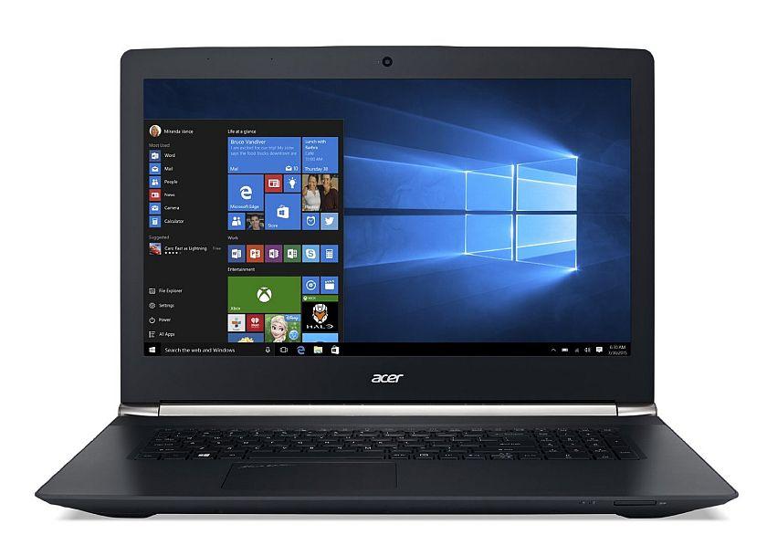 Acer Aspire V17 Nitro Black Edition VN7-792G-709L 17.3-inch Ultra HD Notebook (Windows 10)