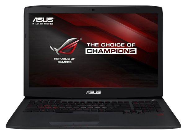 ASUS ROG G751JT-DH72 17.3-Inch Laptop (Black)