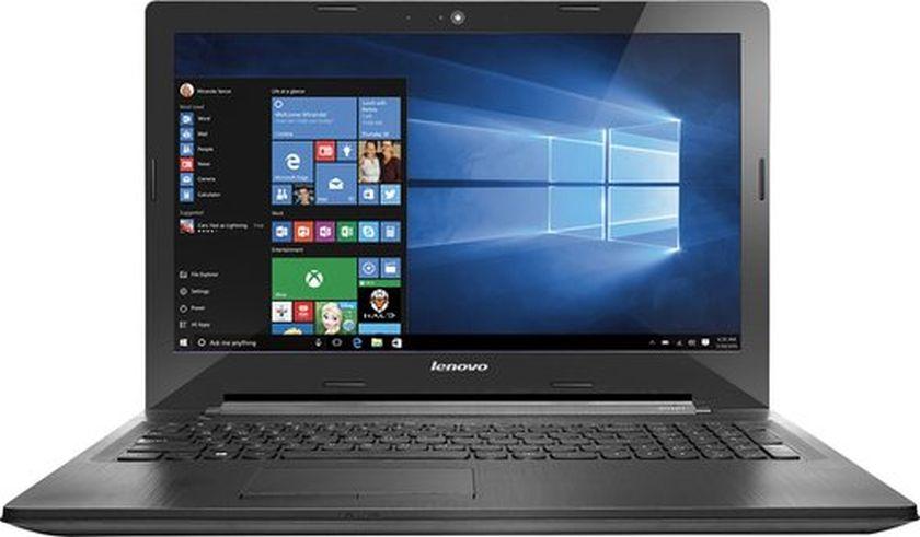 """Lenovo - G50 15.6"""" Laptop - Intel Core i3 - 4GB Memory - 1TB Hard Drive - Black G50 80L000ALUS"""