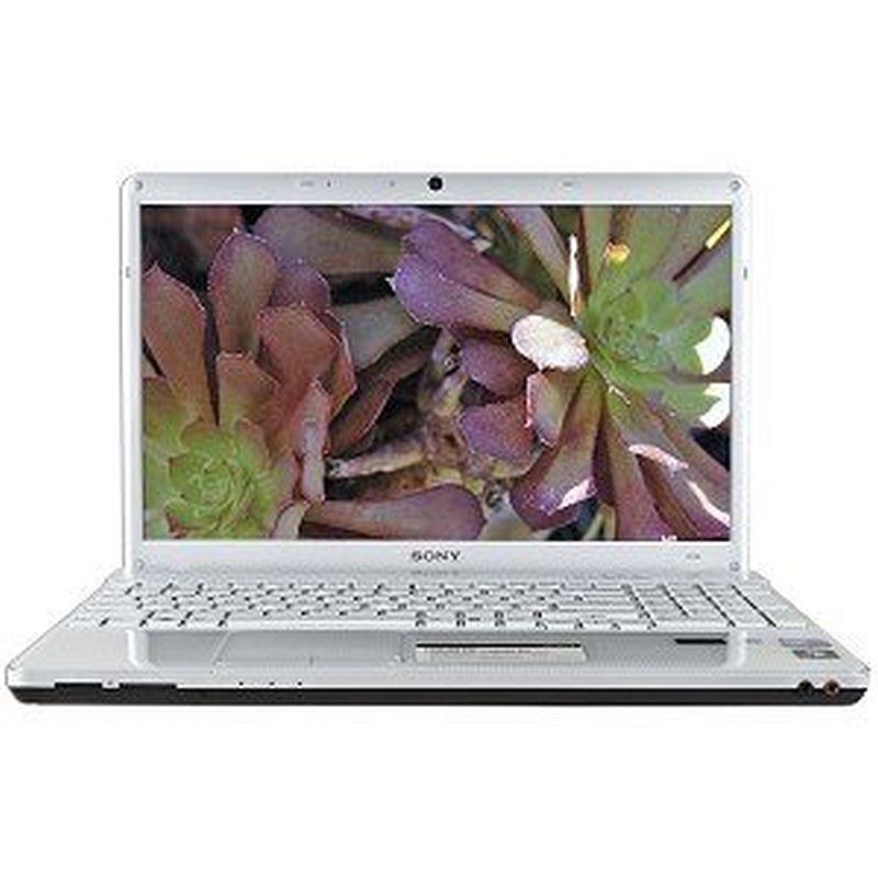 "Sony VAIO VPCEA24FM/W Laptop / Intel Core i3 Processor 2.26GHZ / 14"" Display / 4GB Memory / 500GB Hard Drive - Coconut White"