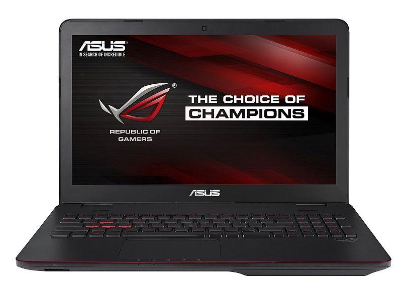 ASUS ROG GL551JW-AH71(WX) 15-Inch Gaming Laptop, Discrete GPU GeForce GTX 960M 2GB VRAM, 8GB, 256G SSD storage (ROG Black)