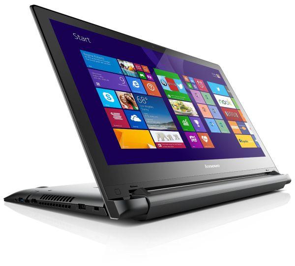 Lenovo Flex 2 15.6-Inch Touchscreen Laptop (59418264) Black