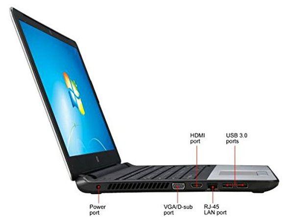 "2014 HP 350 G1 15.6"" High Performance Business Laptop HDMI VGA USB 3.0 Bluetooth Everything With Windows 7 Professional Intel Core i5 4210U (1.70GHz) 4GB Memory 500GB 7200RMP HDD Intel HD Graphics 4400"
