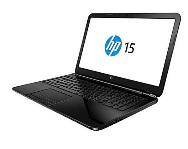 HP Pavilion 15-R013CA Intel Pentium N3520 2.17GHz 500GB 4GB DVDRW 15.6 Webcam Windows 8.1 Black (Certified Refurbished)