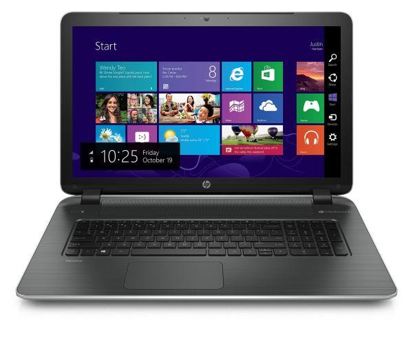 HP Pavilion 17-f220nr 17.3-Inch Touchscreen Laptop (AMD A8, 6GB, 750GB HDD)