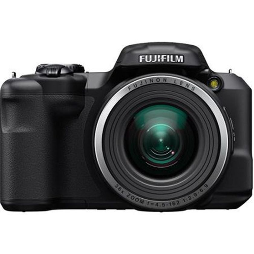 Fujifilm FinePix S8600 / S8630 Digital Camera - 16 Megapixel, 36X Wide-Angle Optical Zoom (Certified Refurbished)
