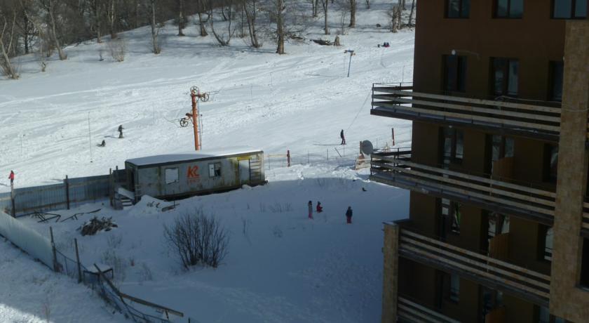 K2 Bakuriani apartment