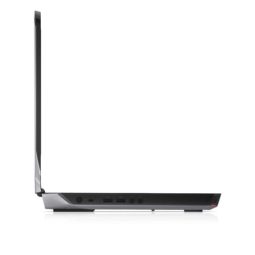 Alienware AW15R2-6161SLV 15.6 Inch FHD Laptop (6th Generation Intel Core i7, 16 GB RAM, 1 TB HDD + 256 GB SSD) NVIDIA GeForce GTX 970M