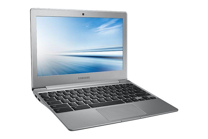 Samsung Chromebook 2 11.6 Inch Laptop (Intel Celeron, 2 GB, 16 GB SSD, Silver)