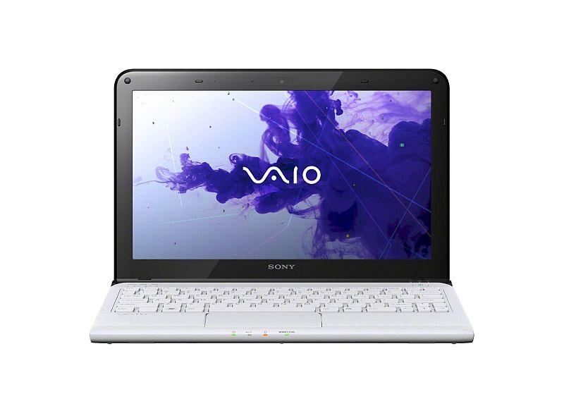 Sony VAIO E Series SVE11135CXW 11.6-Inch Laptop (White)