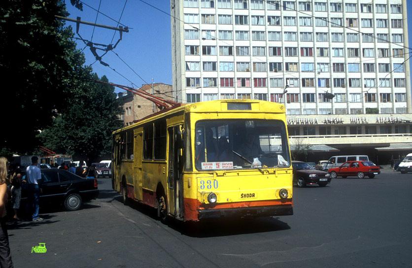 Tbilisi Trolleybus Škoda