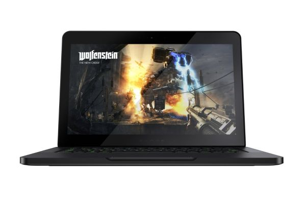 Razer Blade Pro 17 Inch Gaming Laptop 512GB - Windows 8.1 - NVIDIA GeForce GTX 860M