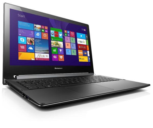 Lenovo Flex 2 15.6-Inch Touchscreen Laptop (59422542) Black
