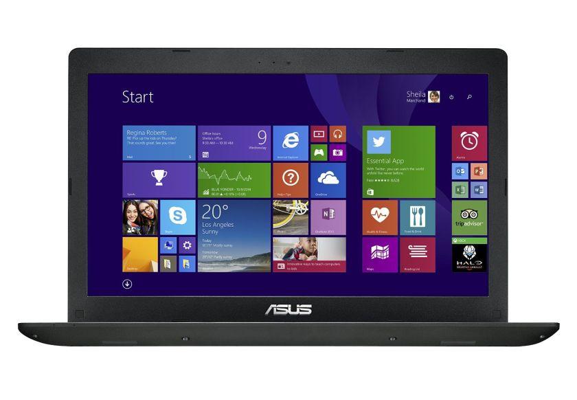 ASUS 15.6-Inch Intel Dual-Core 2.16 GHz Laptop, 500 GB & 4 GB RAM (Free Windows 10 Upgrade)