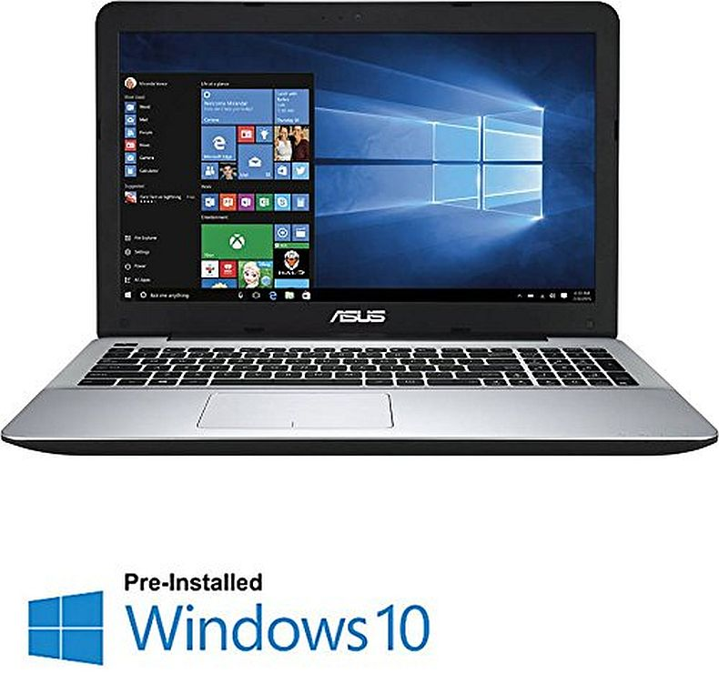"Asus - 15.6"" Laptop / Intel Core i3-5020U / 4GB Memory / 1TB Hard Drive / DVD±RW/CD-RW / HD Webcam / Windows 10 - Warm Golden Gradient"