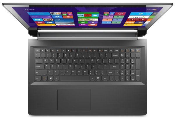 Lenovo Flex 2 15.6-Inch Touchscreen Laptop (59418213) Black