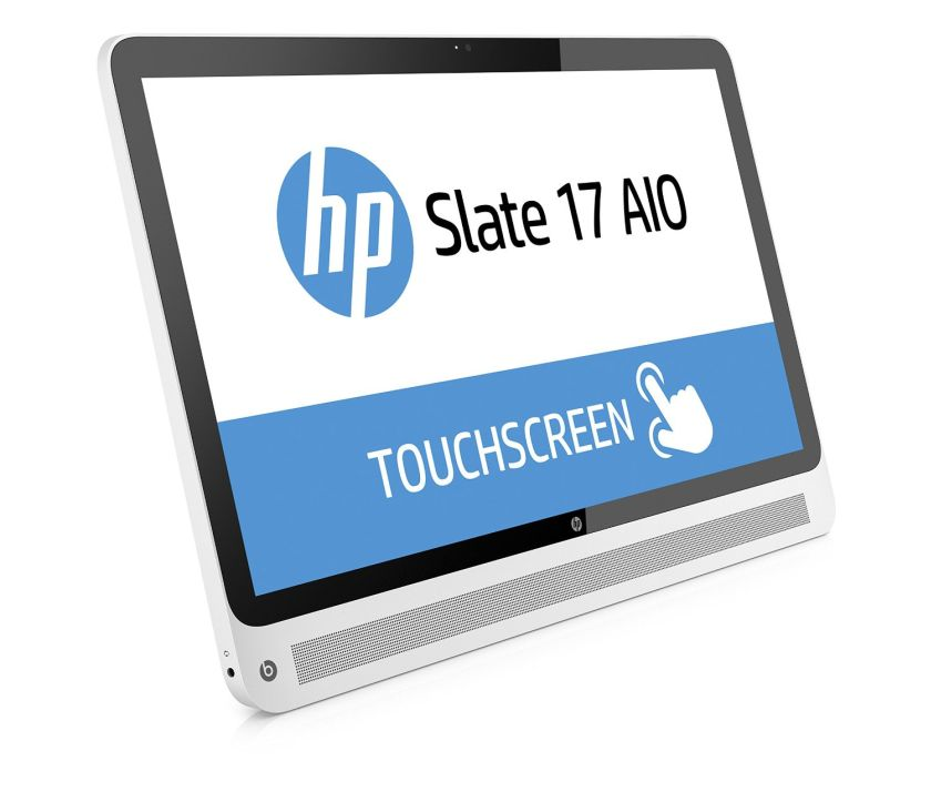 HP Slate 17-l010 All-in-One (Snow White) (Android 4.4.2 Kit Kat)