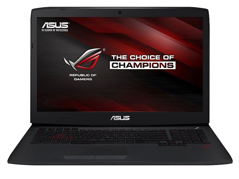 ASUS G751JY 17-Inch Gaming Laptop