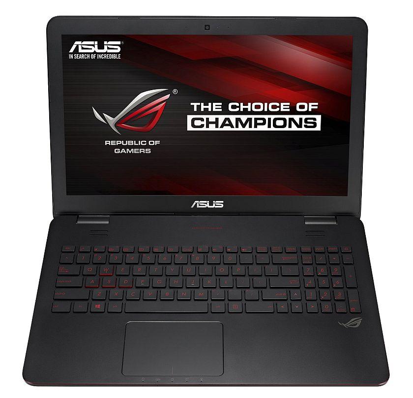 ASUS GL551JW 15-Inch Gaming Laptop [2014]