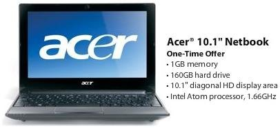 Acer Aspire One D260-2380