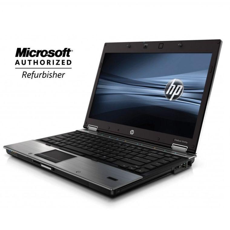 Hp Elitebook 8440p Laptop Notebook Computer - Core I5 2.4ghz - 4gb Ddr3 - 250gb HDD - Dvdrw - Windows 7 Home Premium 64bit
