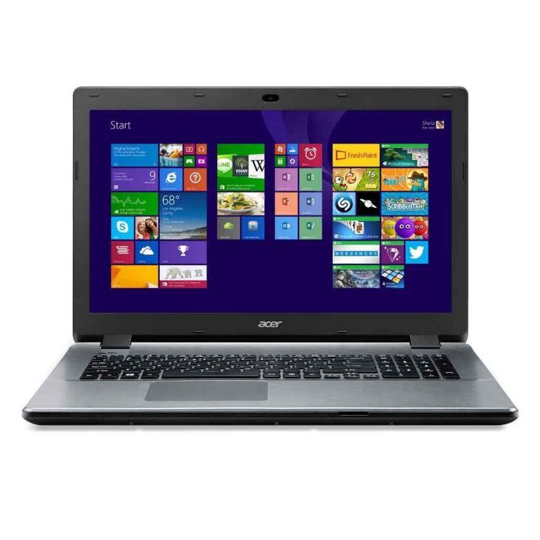 Acer Aspire E 17 E5-771-58YD 17.3-Inch HD Laptop (Iron Silver)
