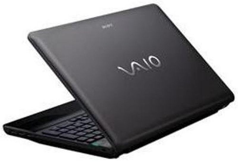 "Sony VAIO VPCEE41FX/B 15.5"" 4GB 500GB Laptop, Gunmetal Black"
