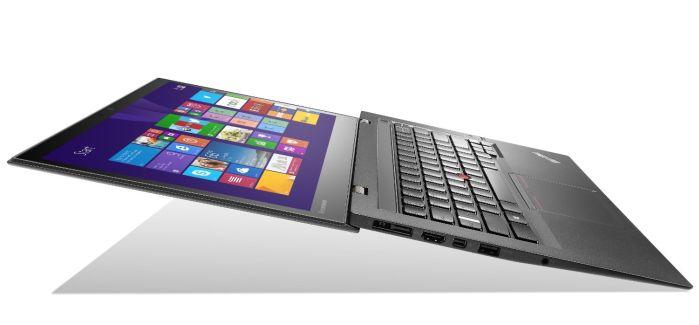 Lenovo Thinkpad X1 Carbon 14-Inch Touchscreen Ultrabook (20A70037US) Black