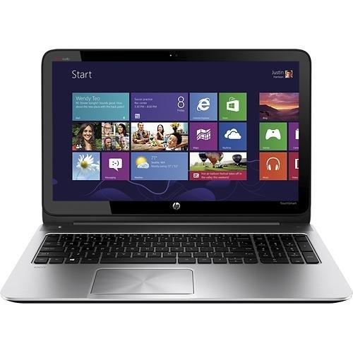 "HP ENVY M6 TouchSmart Sleekbook Touch Screen Laptop - 15.6"" Display / AMD Elite Quad-Core A10-5745M / 8GB Memory / 1TB HD / Windows 8"