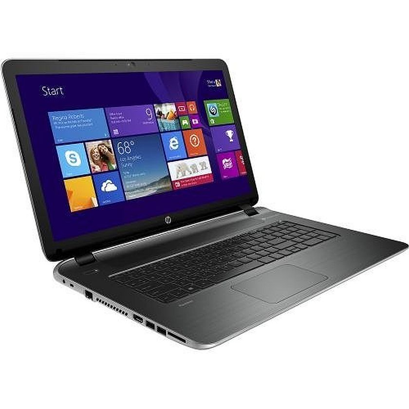"HP - Pavilion 17.3"" Laptop - Intel Core i5 - 6GB Memory - 1TB Hard Drive - Natural Silver"