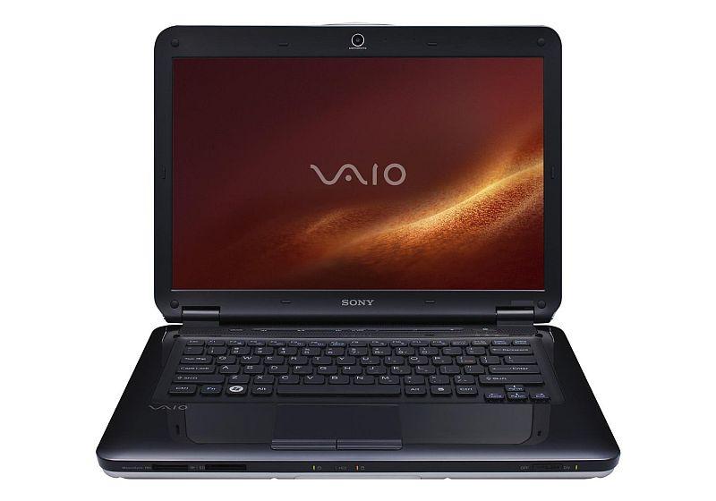 Sony VAIO VGN-CS215J/Q 14.1-Inch Laptop - Black