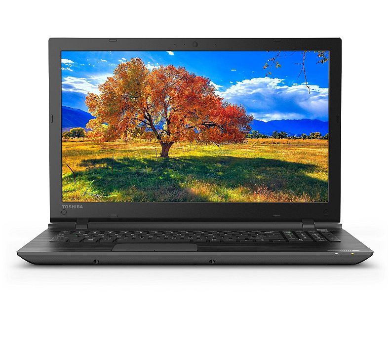 Toshiba Satellite C55-C5241 15.6 Inch Laptop (Intel Core i5, 8 GB, 1TB HDD), Black