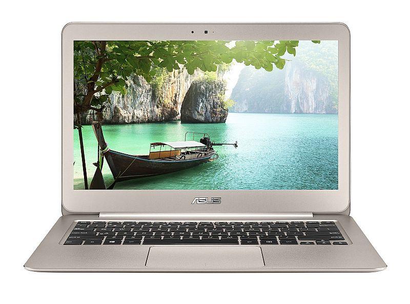 ASUS Zenbook UX305LA 13.3-Inch Laptop (Intel Core i5, 8GB, 256 GB SSD, Titanium Gold) with Windows 10