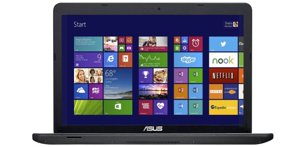 ASUS 15.6-Inch HD Dual-Core 2.16GHz Laptop, 500GB