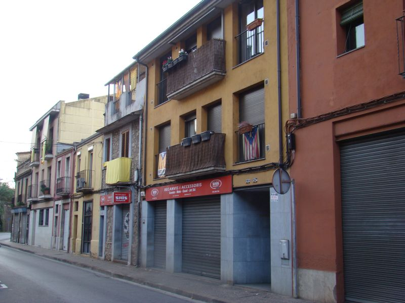 Girona street view
