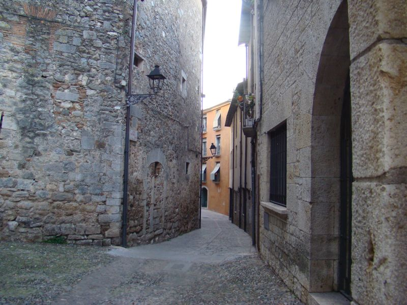 Medieval Streets of Girona