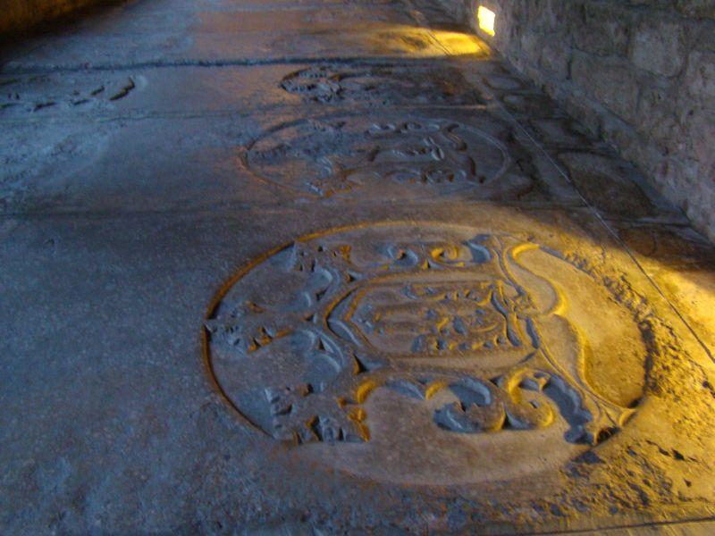 At Girona Cathedral