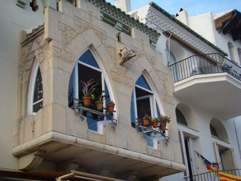 Balcony at Cadaques
