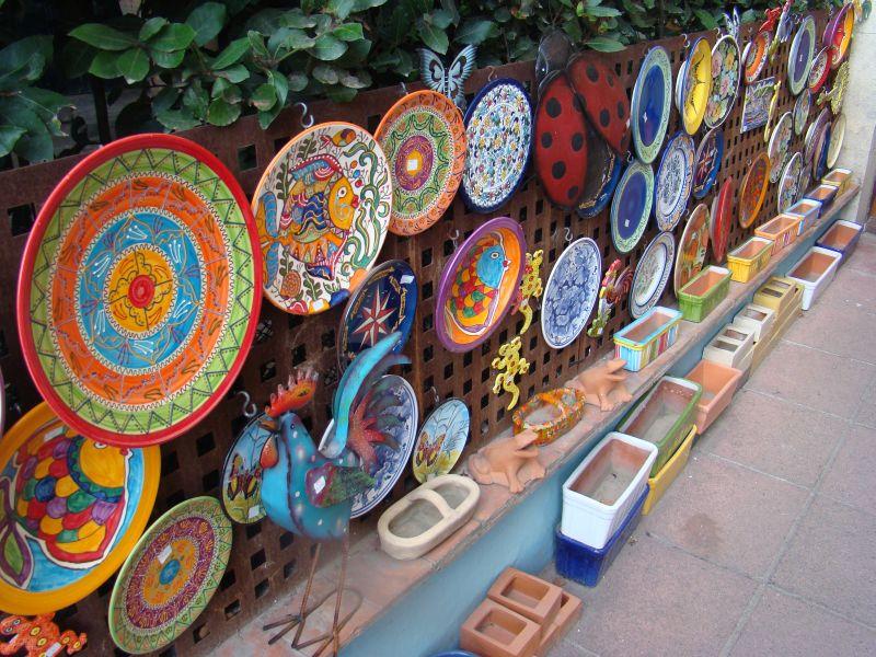 Ceramics at Cadaques
