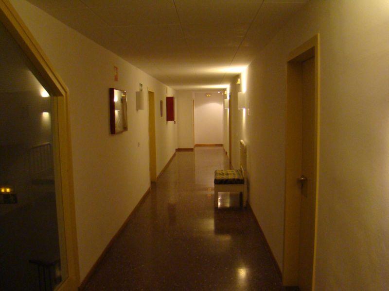 Corridor at Hotel Targonta