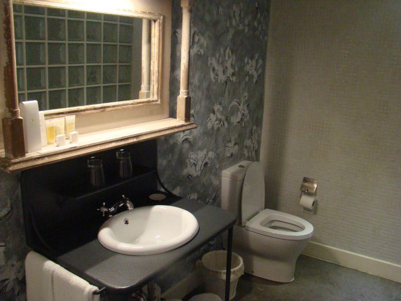 Bathroom at Es Cel de Begur Hotel