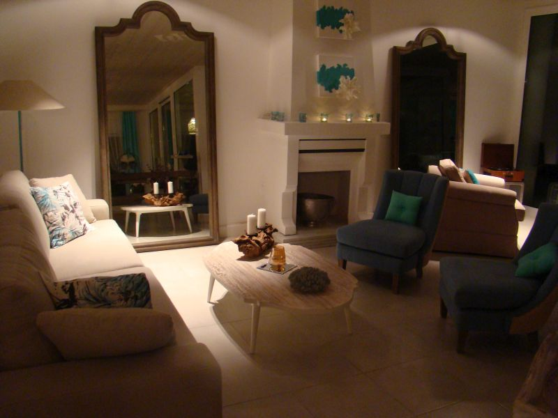 Indoor interiour at Es Cel de Begur Hotel