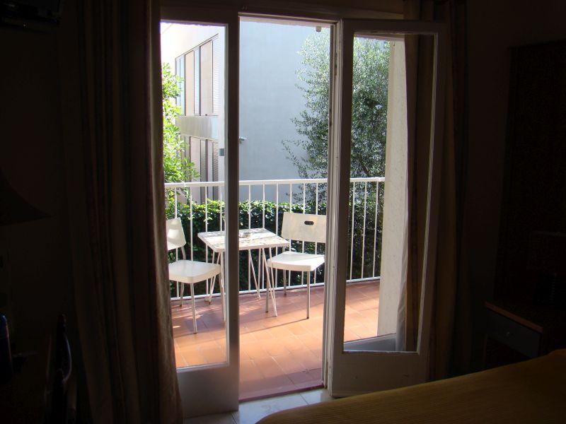 Balcony at hotel Globos