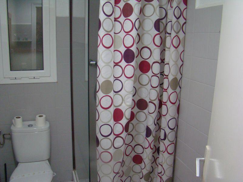 Bathroom at hotel Globos