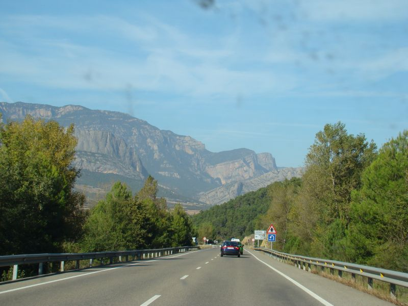 Drive to Andorra