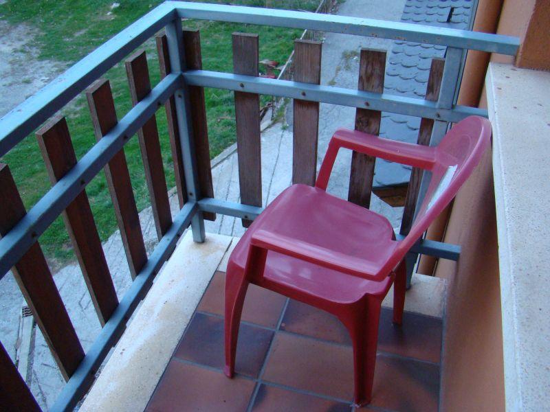 Balcony at Hotel Gaspa