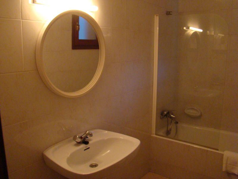 Bathroom at Hotel Gaspa