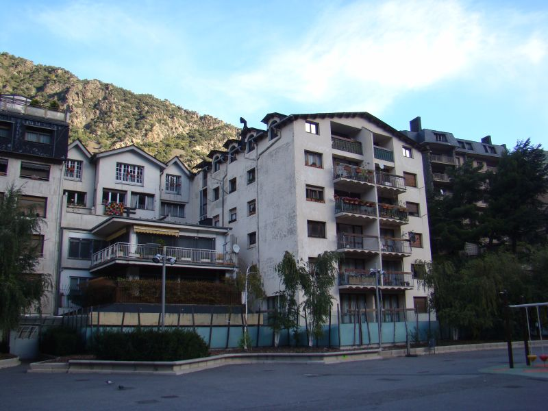 Living house in Andorra