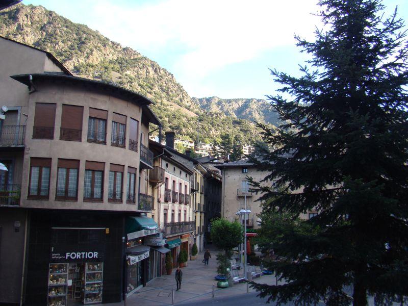 Streets of Andorra La Vella