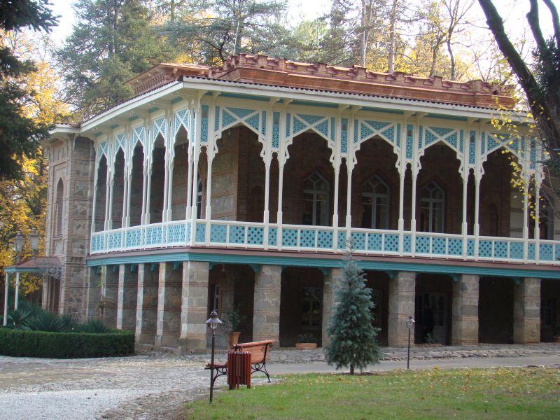 Alexander Chavchavadze house museum